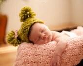 Baby Blanket - Stroller Size Baby Blanket - Soft Pink - Girl