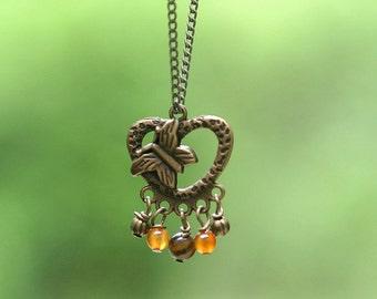 Fertility Necklace, butterfly necklace, Surrogate Gift, Conceive gift, Fertility Gift, Infertility, Mothers Necklace, Positive thinking, ttc