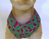 Comfort Soft Harness for Small Dog, Watermellon.