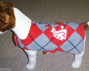 Washington Cougar Harness-Vest Coat