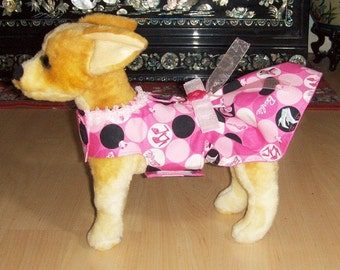 Barbie Harness Dress for small dog (Last One)