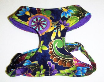 Purple passion Comfort Soft Dog Harness - Made to Order-