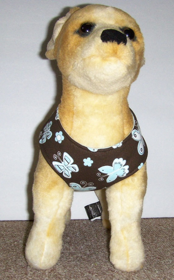 items similar to comfort soft harness for small dog butterfly last one on etsy. Black Bedroom Furniture Sets. Home Design Ideas