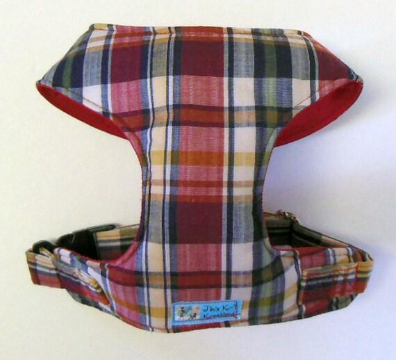 Comfort Soft Harness for Small Dog, shih tzu, Maltese.