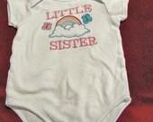 Little Sister onesie or bodysuit