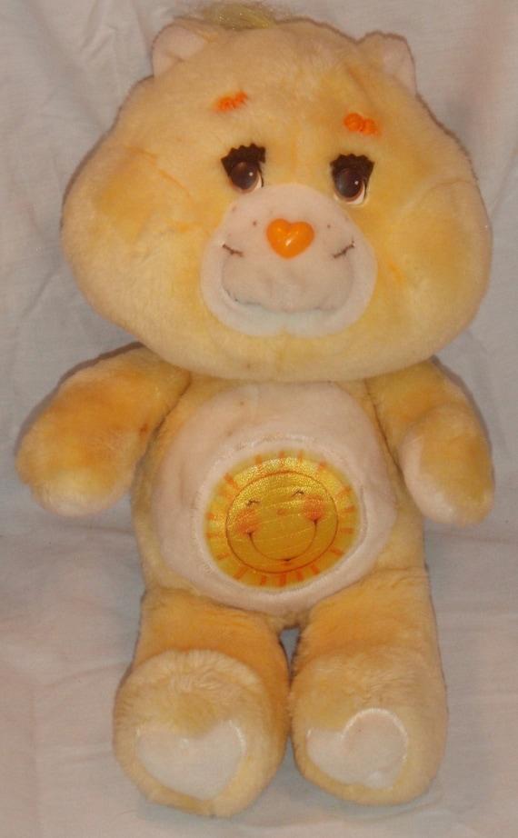 Funshine Bear Care Bears 13 inch Plush