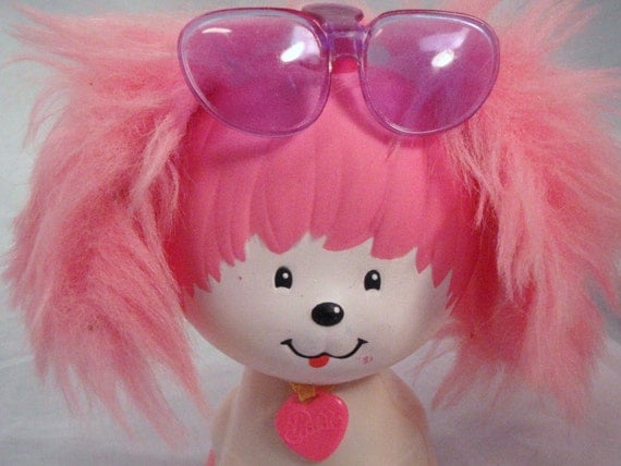 Poochie Stamper Toy By Matel Barbie