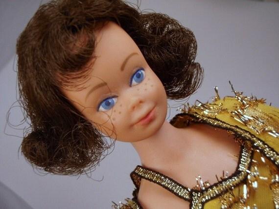 Vintage Midge Barbie Brunette Doll