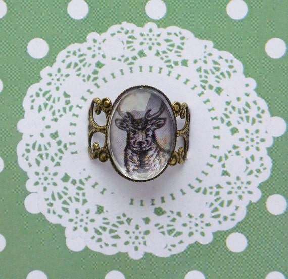 Stag Ring