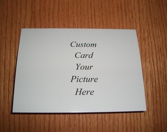 Custom Card make your own
