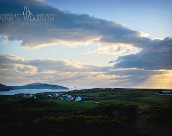 St Patricks Day, March, Ireland, Irish Photography, Sunset, Beach, Dursey Island, Irish Sea, Copper Mines, Allihies, Ireland Sunset