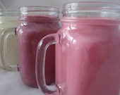 Strawberry Parfait 16-oz soy candle