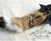 Talijare Fur Tail Bag Charm