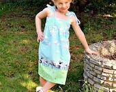 NOAH summer dress - pdf tutorial - ebook -  ANY SIZE