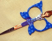 Angle Embroidery Scissors