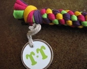 Recycled T-shirts, Little Doggy Tug Toy
