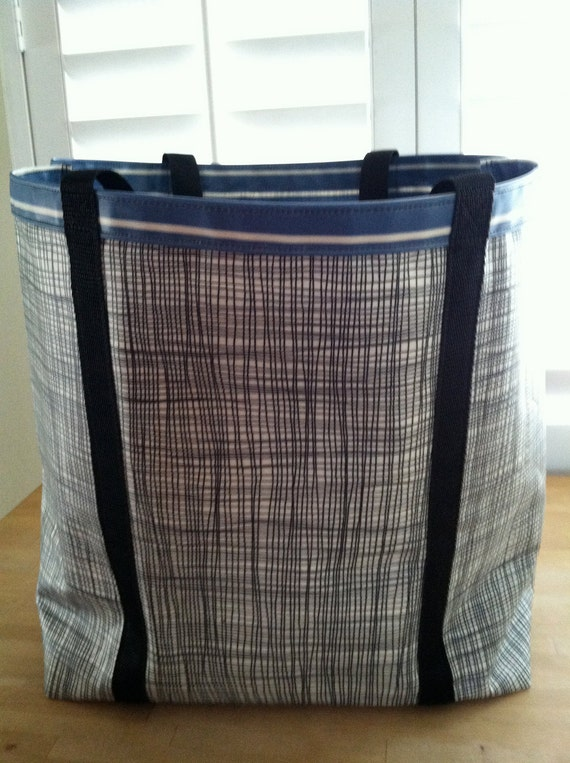Three Piece Suit Version of the Large Tote