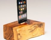 iPhone dock. iPod dock. Desert Driftwood. Perfectly flawed. A naturally intriguing gift from the forest. FAST SHIPPING. 59