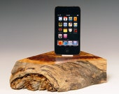 iPhone dock. iPod dock. 3 DAY SHIPPING. Desert Driftwood. Perfectly flawed. A naturally intriguing gift from the forest. 117