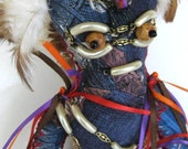 Vantu Voodoo One of a Kind Handmade Wishing Doll