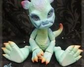 Rocky the Gargoyle - ball joint doll BJD - Custom Color FULL DOLL