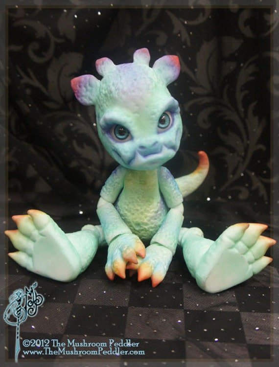 Rocky the Gargoyle - ball jointed doll BJD - Custom Color FULL DOLL