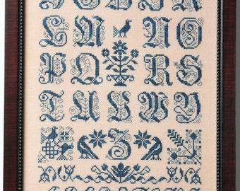 Alphabet Sampler 2