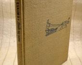 Vintage 1959 Childrens Book- I Am Eskimo