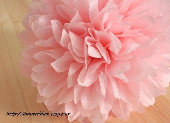 Light pink---one pom kit