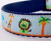 In the Jungle Dog Collar