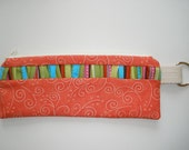 Zippered Pencil Pouch