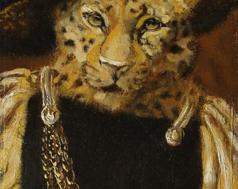 Chain of Alexander - ACEO LE