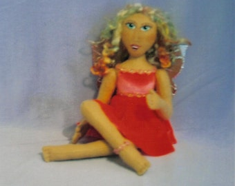Fairy Doll E-pattern