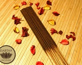 COCONUT CREAM Incense Sticks - Hand-Dipped Premium Bamboo Incense - by EARTHY Incense