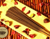 LAVENDER Incense Sticks - Hand-Dipped Premium Bamboo Incense - by Earthy Incense