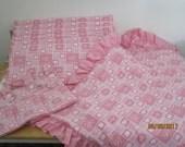 Custom Baby Crib Bedding