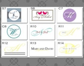 SPECIAL PRICE THROUGH FRIDAY One Personalized Monogram