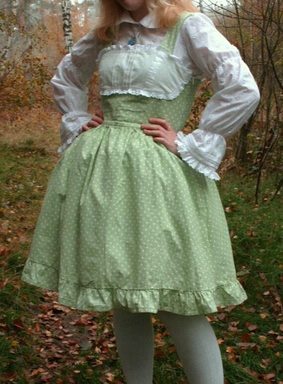 Green sweet lolita dress size S/M