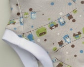 Cloth Training Pants - Convertible - SM Owls on a Line