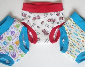 SPECIAL OFFER: Super Skivvies Convertible Cloth Potty Trainer Try it Pack