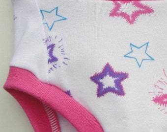 Cloth Training Pants - Convertible - SM Girly Stars