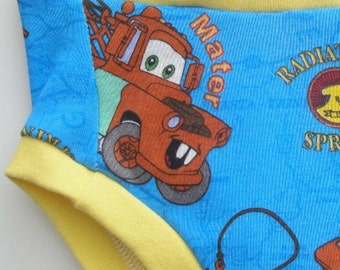 SECONDS - Cloth Training Pants - Convertible - XS Tow Mater (Cars)