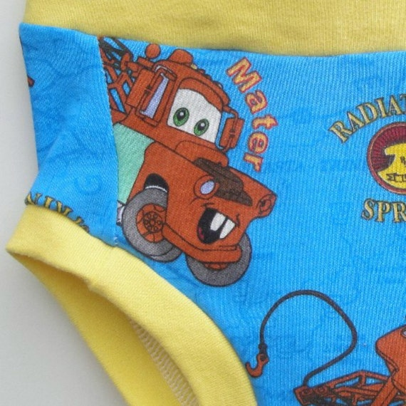 SECONDS - Cloth Training Pants - Convertible - SM Tow Mater (Cars)