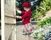 50% OFF Sale Candi Skirt PDF Pattern Tutorial, Epattern, Ebook, Sizes 3 - 6 included