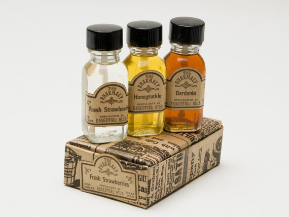 Essential Oils in 1/2 ounce