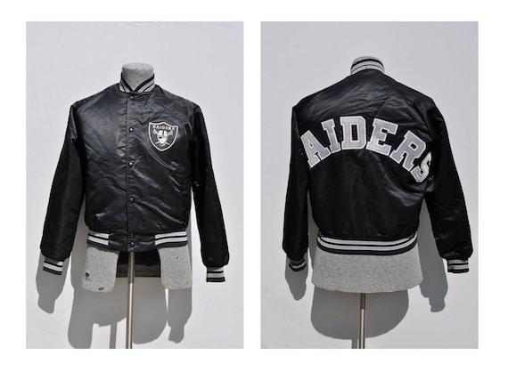 Raiders Windbreaker Jacket