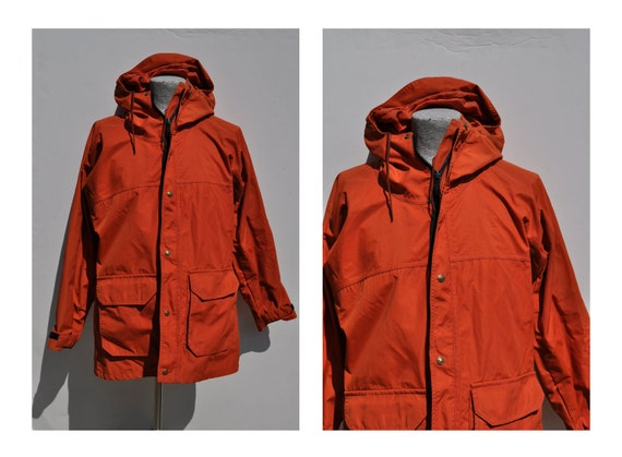 vintage mountain parka 60/40 parka jacket rei coop medium DENIRO deer hunter jacket