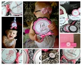 New-The Paris Poodle Collection- Complete Custom Party Package