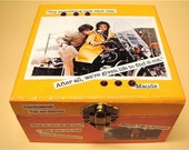 Harold and Maude, large keepsake treasure box