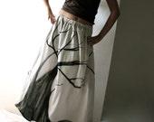 Tree of Rebirth long skirt
